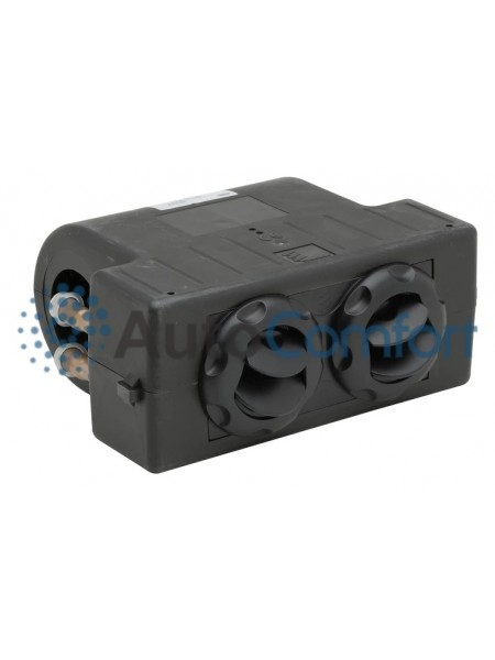 Дополнительный отопитель Eberspacher Xeros 4200 12В D=18 мм, с двумя дефлекторами 2222821101520J