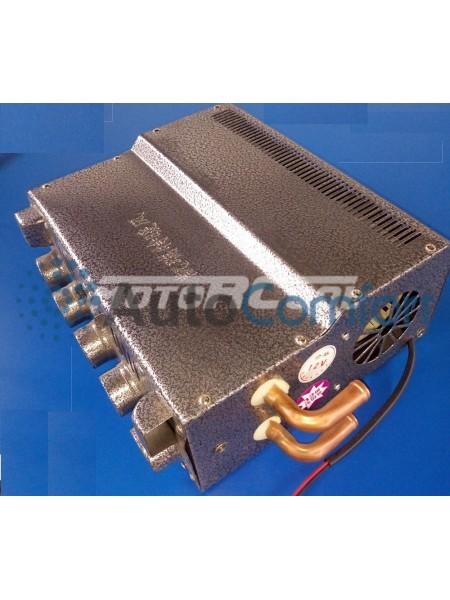 Дополнительный отопитель Motorcool 4кВт, 340*265*120, 12V, медь, 4 дефлектора. RC-U0643