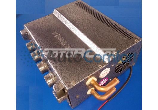 Дополнительный отопитель Motorcool 4кВт, 340*265*120, 12V, медь, 4 дефлектора. RC-U0643 , 6 120.00 р.