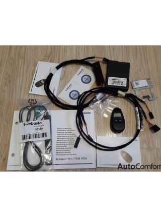 Система радиоуправления Webasto Telestart T100 HTM 1314637