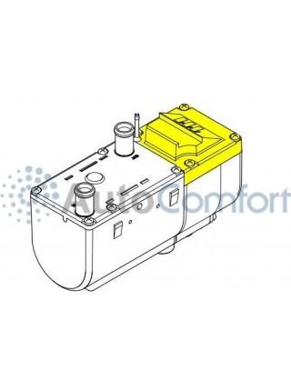 Крышка крыльчатки нагнетателя воздуха Eberspacher Hydronic B4WS, D4WS, B5WS, D5WS 252217010001