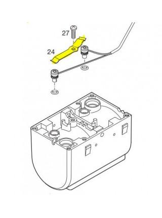 Фиксатор датчиков температуры Hydronic I 252219010001