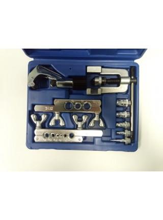 Развальцовка (труборасширитель) механический для медных труб диаметром от 7/16'-3/4'. Набор в кейсе GOLDEN-S.K. CT-275
