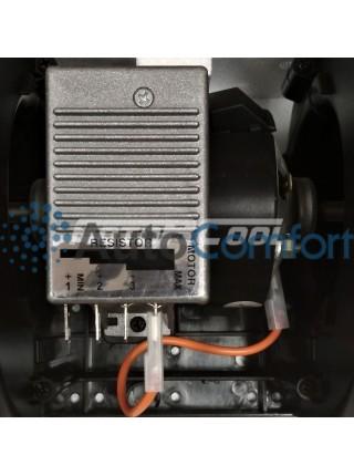 Вентилятор радиальный сдвоенный 350x136 24V 280W (3 скорости)