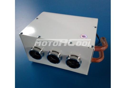 Дополнительный отопитель Motorcool 220*210*112, 12V, медь, 3 дефлектора. RC-U0645, 4 320.00 р.