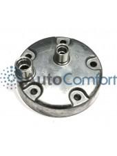 Крышка задняя компрессора 5H11/5H14: тип К (горизонтальные выходы O'Ring HP #8, LP #10)
