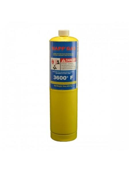 MAPP газовая смесь для пайки (1982°C/3600°F) 16oz/453.6g