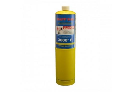 MAPP газовая смесь для пайки (1982°C/3600°F) 16oz/453.6g, 600.00 р.