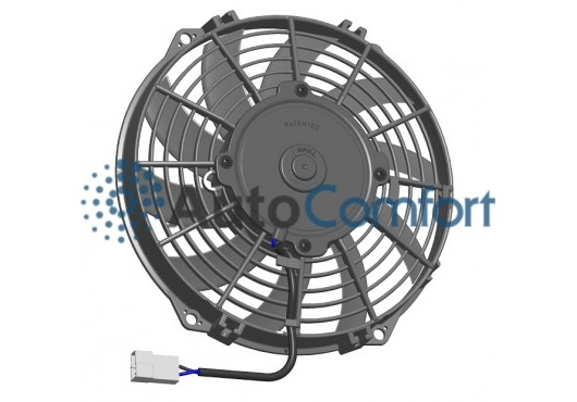 Вентилятор конденсатора Viento 200 осевой Ø09' (крыльчатка 225 мм) 120W 24V PUSH. Аналог Carrier 54-60004-01 FAN & MOTOR., 2 200.00 р.