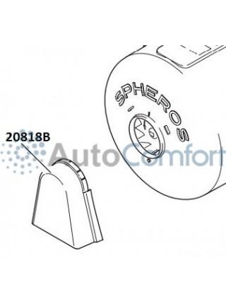 Брызговик на воздухозаборник Thermo E/S (пластик) 20818