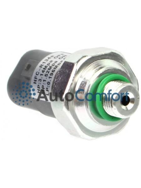 Датчик давления Элинж 4-х контактный LP-0.196MPa, MP-1.52MPa, HP-3.14MPa (наружная резьба 3/8-24UNF)