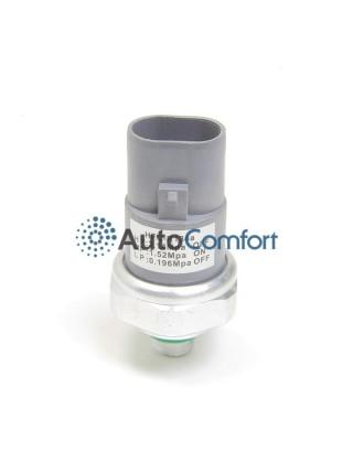Датчик давления Элинж 4-х контактный (серый) LP-0.196MPa, MP-1.52MPa, HP-3.14MPa (наружная резьба 3/8-24UNF)