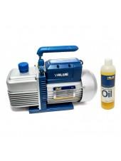 Вакуумный насос Value VE-115N (1 ступенчатый, 56 л/мин)
