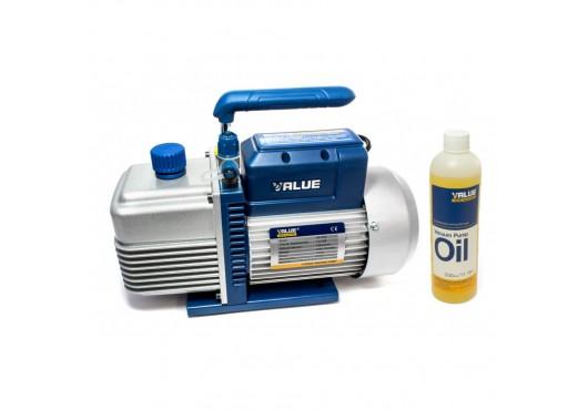 Вакуумный насос Value VE-125N (1 ступенчатый, 70 л/мин), 6 800.00 р.
