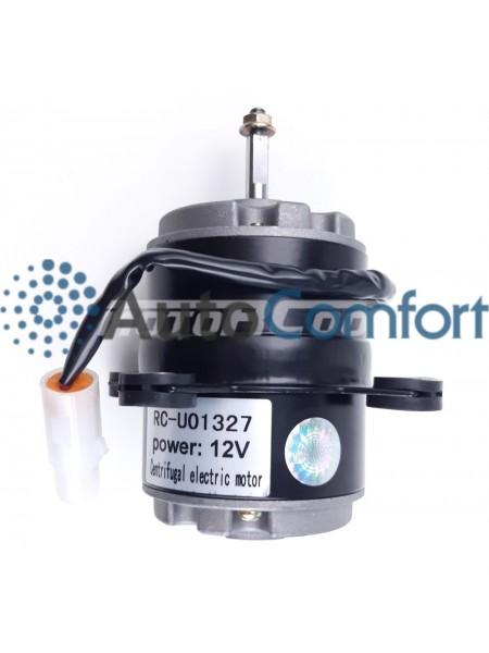 Мотор вентилятора (электродвигатель) конденсатора 12V  Dongin Thermo.