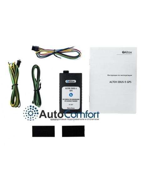 GSM модуль для Eberspacher ALTOX EBUS-5 GPS 12V/24V