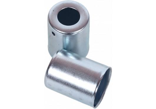 Стакан стальной #6 для ТОНКОстенных шлангов G06 (#6, 8 мм), 20.00 р.