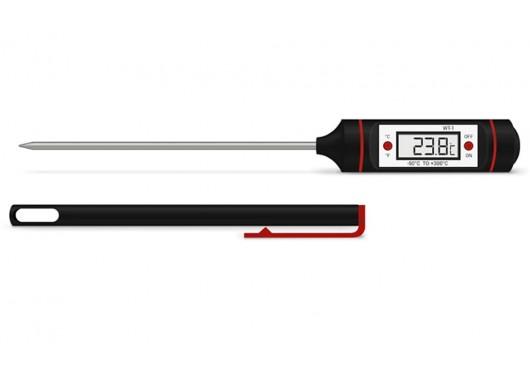 Термометр цифровой штыревого типа BeCool BC T1 (-50°С/300°С, разрешение 0,1°С), 850.00 р.
