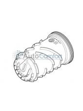 Корпус (теплообменник) Hydronic WS/WZ  внутренняя часть, литые штуцеры 25 1922 06 00 01