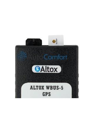 GSM модуль ALTOX WBUS-5 GPS для Webasto 12V/24V