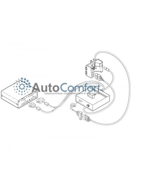 Адаптер-кабель к EDiTH Expert для диагностики блоков управления AIRTRONIC