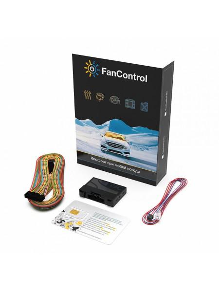 GSM модуль FanControl GSM для Webasto и Eberspacher 12V 7749503