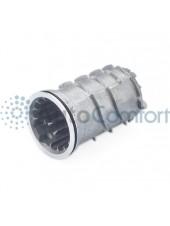 Корпус (теплообменник)  Hydronic WS/WSC внутренняя часть, съёмные штуцеры 252149060001